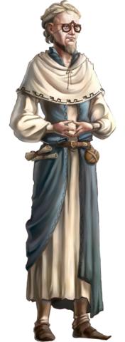 Eulrich - Character Art Memoria