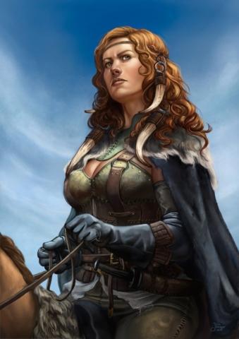 Julia Metzger - barbarian